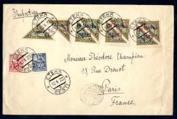 Collections and Lots Baltic States - Airmail stamps