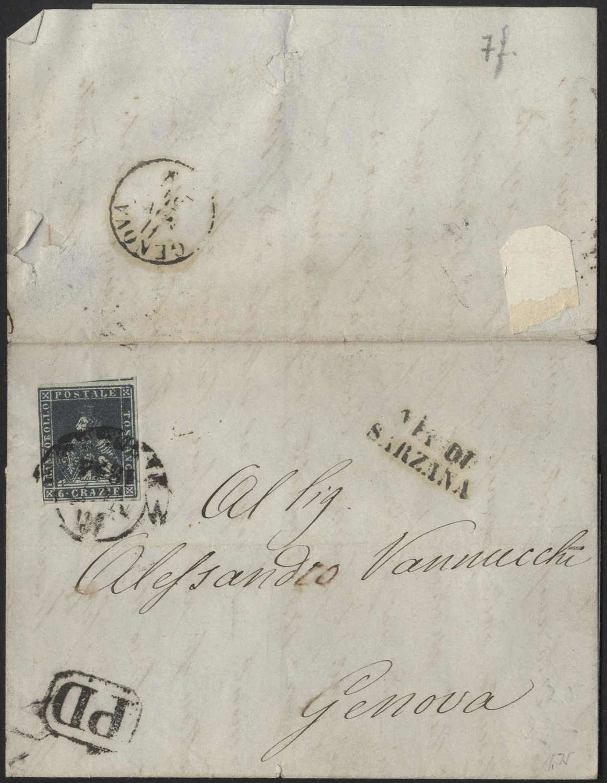 Lot 1005 - europa italien staaten toscana -  HA HARMERS AUCTIONS S.A. Treasure Hunt 3
