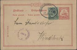 6085: Südafrika - Postal stationery