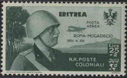 3560: Italienisch Eritrea - Airmail stamps