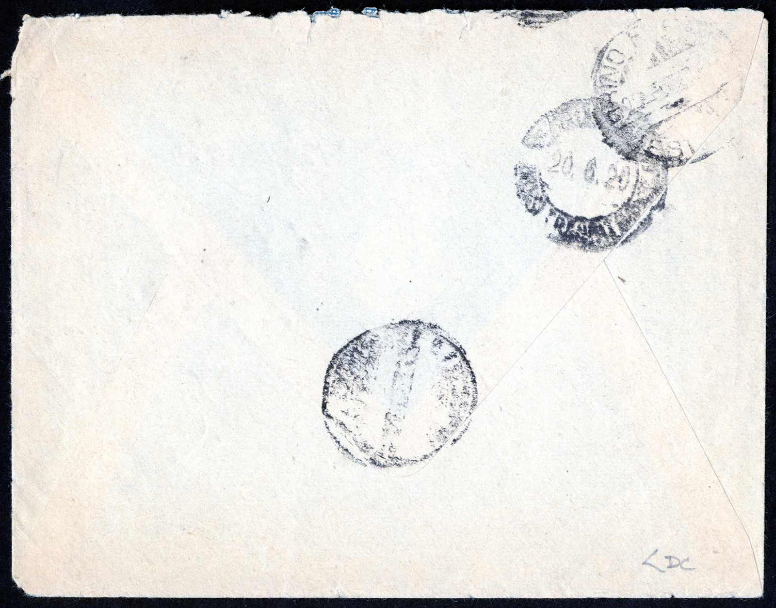 Lot 1051 - andere gebiete italienisch eritrea -  HA HARMERS AUCTIONS S.A. Treasure Hunt 3