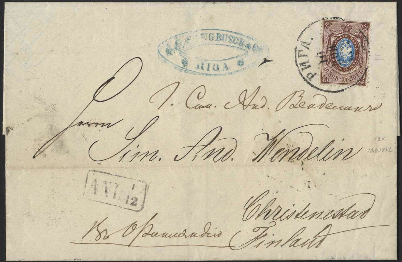 Lot 385 - europa lettland -  HA HARMERS AUCTIONS S.A. Treasure Hunt 3