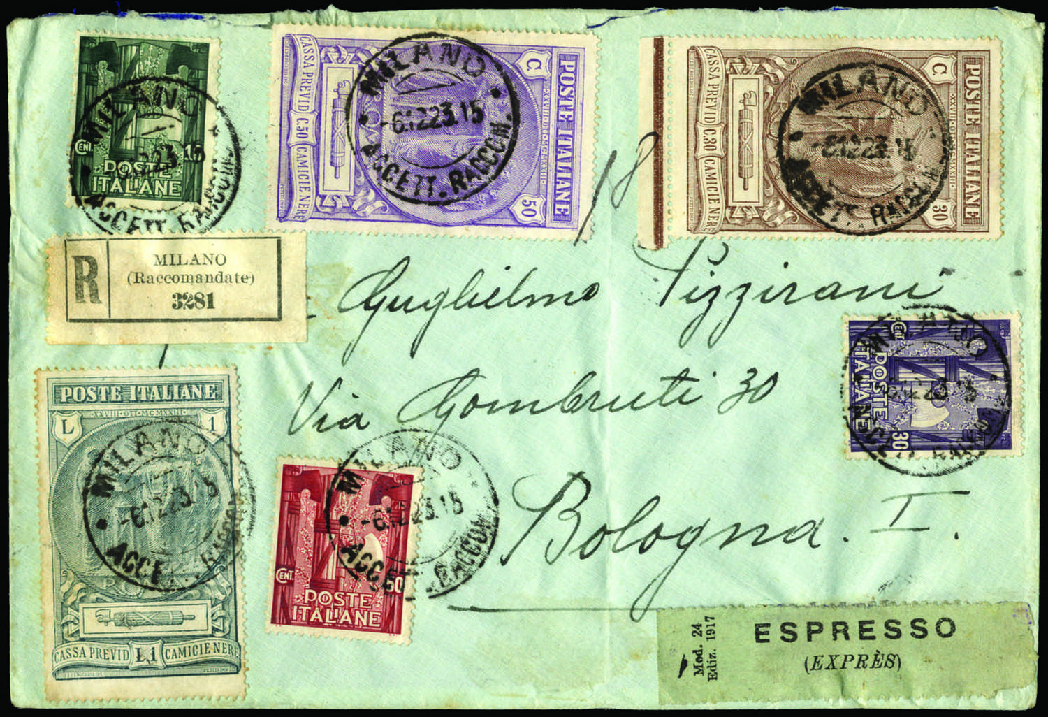 Lot 1026 - europa italien -  HA HARMERS AUCTIONS S.A. Treasure Hunt 3