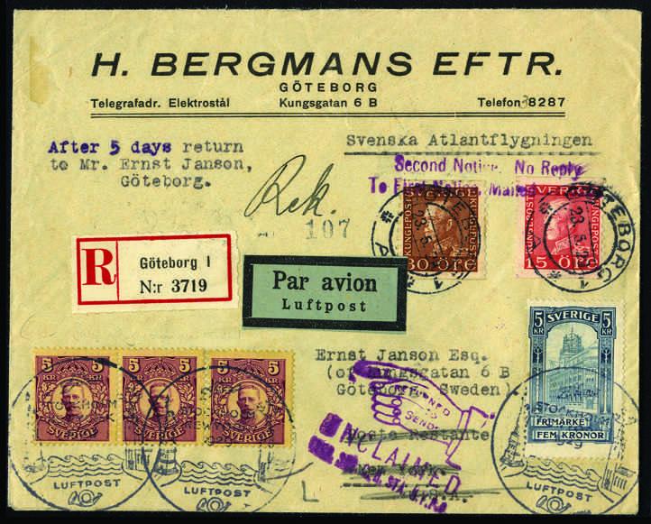 Lot 531 - europa schweden -  HA HARMERS AUCTIONS S.A. Treasure Hunt 3