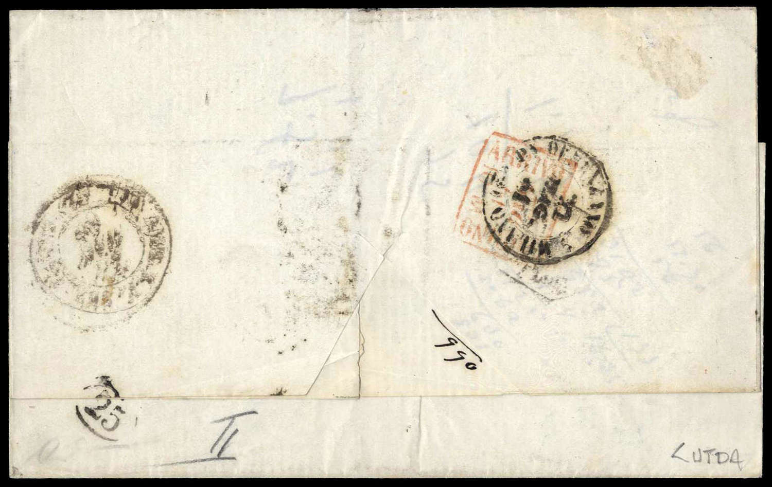 Lot 285 - europa österreich -  HA HARMERS AUCTIONS S.A. Treasure Hunt 3