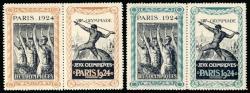 780200: Sport u. Spiel, Olympia, 1924 Paris