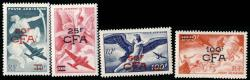 5350: Reunion - Airmail stamps