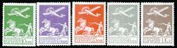 2355: Dänemark - Airmail stamps