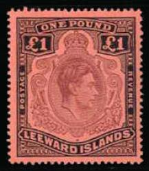 4135: Leeward Inseln