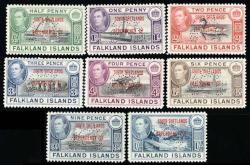 2500: Falkland Abhängige Gebiete D Süd- Shetland-Insel