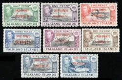 2495: Falkland Abhängige Gebiete C Süd-Orkney-Inseln