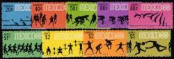 782060: Sport u. Spiel, Olympia, 1968 Mexiko City