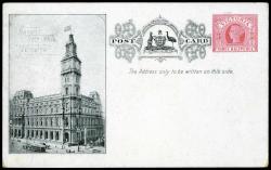 6655: Victoria - Postal stationery