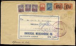 3930: Kolumbien - Airmail stamps