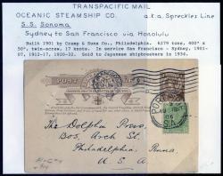 6110: South Australian - Postal stationery
