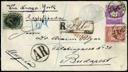 2911: Great Britain Offices Abroad - Postal stationery