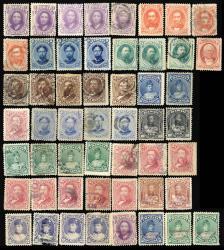 2965: Hawaii - Stamps bulk lot