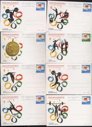 783020: Sport u. Spiel, Olympia, 1984 Los Angeles