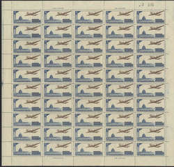 2245: China VR - Airmail stamps