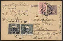 4745: Österreich - Postal stationery