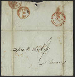 2911: Great Britain Offices Abroad - Pre-philately