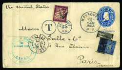 5322: Puerto Rico US - Postage due stamps