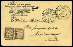 6535: Ungarn - Postage due stamps