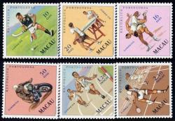 782000: Sport u. Spiel, Olympia Sommerspiele 1952-1968,