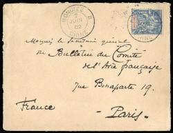 2715025: Französisch Indochina Südchina: Mongtze