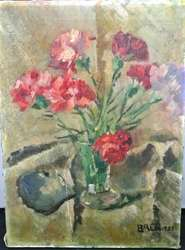 100.70: Paintings, Watercolours Contemporaneus Art