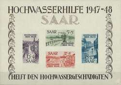 10350030: Saarland (Bundesrepublik) - Blöcke