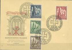 1360: Berlin - Ersttagsblätter
