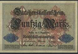 110.80.60: Banknoten - Deutschland - Besetzungsausgaben I. WK 1914-18