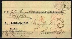6535: Ungarn - Vorphilatelie
