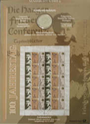 8499: Lots and Collections Bank notes  and Coin letters