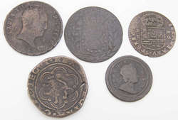 40.500.50: Europa - Spanien - Philipp IV., 1621 - 1665