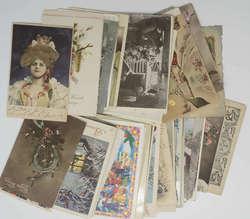 7080: Sammlungen und Posten Europa - Postkarten