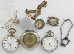 800.90: Clocks, supplies