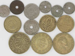 100.70.70: Lots - Münzen - Dänemark