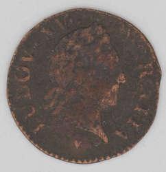 40.110.10.330: Europa - Frankreich - Königreich - Ludwig XV., 1715 - 1774