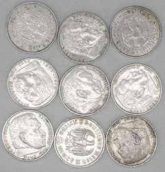 100.70.80.40: Lots - Münzen - Deutschland - Drittes Reich