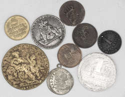 100.70.565: Lots - Münzen - Europa