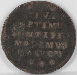40.200.320.630: Europa - Italien - Vatikan - Pius VII., 1800 - 1823