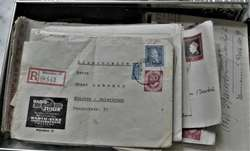 7999: Bundesrepublik Deutschland - Briefe Posten