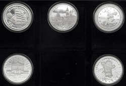 100.70.80.50: Lots - Münzen - Deutschland - BRD