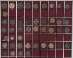 100.70.80.10: Lots - Münzen - Deutschland - Altdeutschland