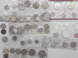 100.80.30: Lots - Münzen - Münzen aus aller Welt