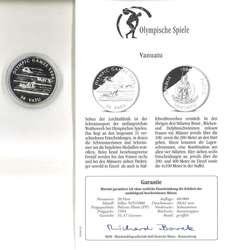 80.170: Australien, Neuseeland und die Inseln des Pazifik - Vanuatu
