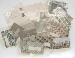 4460: Mosambik - Briefe Posten