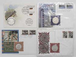 4610: Niederlande - Numisbriefe